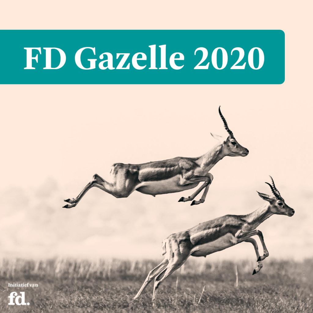 logo FD Gazelle 2020