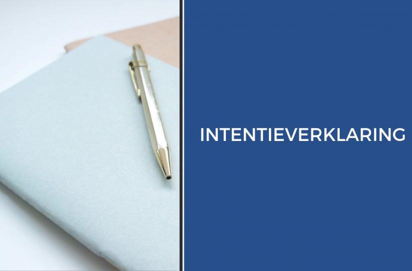 Intentieverklaring